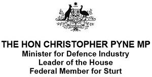the-hon-christopher-pyne-mp_logo