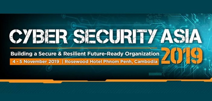 CYBER SECURITY ASIA 2019 CONFERENCE