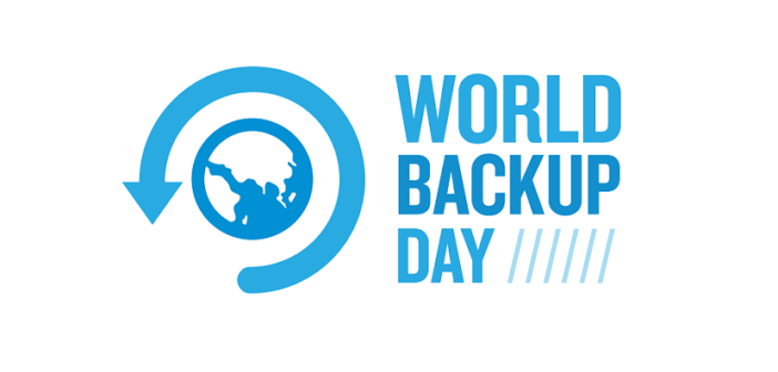 March 31st has been declared World Backup Day